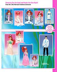 Eric's white jacket and black pants disney eric groom barbie doll 1990's - Google Search