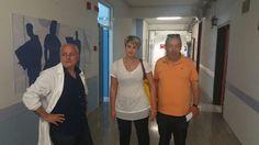 Cetraro, il blitz di Dalila Nesci (M5S) all'ospedale