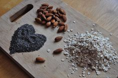 Healthy nuts and seeds! aheartyvibe.tumblr.com
