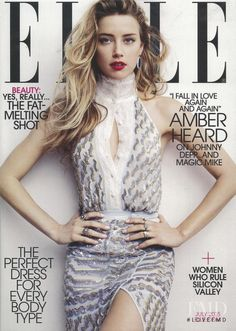 Covers of Elle USA with Amber Heard, 958 2015 | Magazines | The FMD #lovefmd