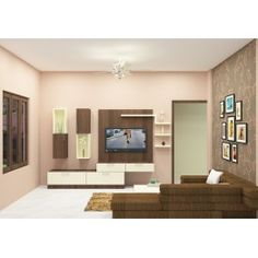 Ludovica Living Room Set with Laminate Finish