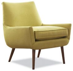 Our Calix chair is perfectly retro with great post modern lines and tapered wood legs