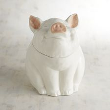 Like the cookie jar in Vivi's kitchen