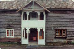 norwegian farmhouse | Massing Farm Foundations