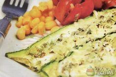 Receita de Abobrinha gratinada em receitas de legumes e verduras, veja essa e outras receitas aqui!