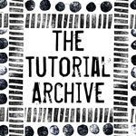 Tutorial Archive- Julie Fan Fei Balzer