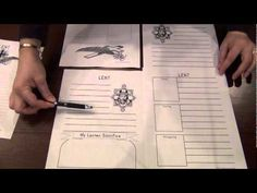 video about notebooking and how to use notebooking pages; many student samples History Interactive Notebook, Social Studies Notebook, Interactive Notebooks, Tools For Teaching, Teacher Tools, Teaching Ideas, Too Cool For School, School Stuff, Book Journal