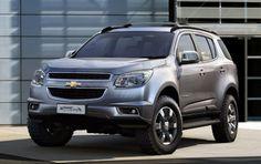 Global SUV Chevy Trailblazer  www.deepknowhow.com