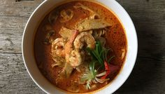 Asian Spicy Curry - Curry Seafood