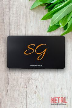 Why not create metal membership cards that will leave a lasting impression? For more information check out our site!