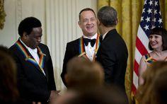 Tom Hanks Named Kennedy Center Honoree December 2014