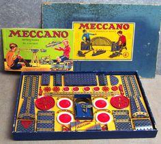 Meccano: el juguete de los futuros ingenieros
