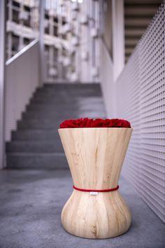 Zitten op een bedje van rozen Roomed | roomed.nl
