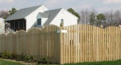 cerca de madeira para casas
