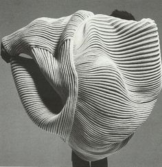 Timeless fashion that transforms everything into an expression of the current millennium. Issey Miyake