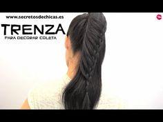 M COLETAS CON TRENZA : Peinados y cortes de cabello