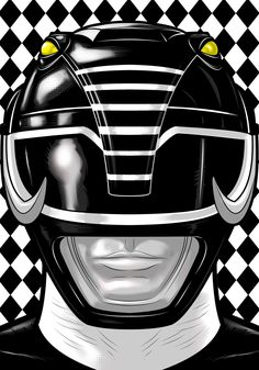 Black Ranger by Thuddleston on deviantART