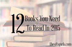 Good Books To Read in 2015