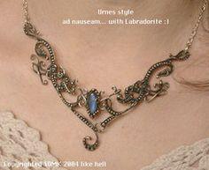 Urnes style- Labradorite by somk