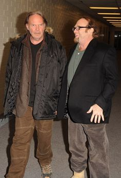 Stephen Stills and Neil Young at an event for CSNY/Déjà Vu Neil Young, Richie Furay, Crosby Stills & Nash, Stephen Stills, Acoustic Music, Moving To Los Angeles, Forever Young, My Favorite Music, Rock Music