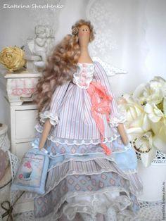 Мастер-класс: юбка для куклы с оборками - Ярмарка Мастеров - ручная работа, handmade