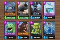 Push to Arena 5 with This Budget Deck  Clash Royale Guides News  http://ift.tt/1STR6PC