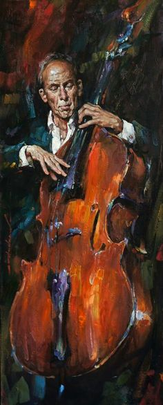 Andrew Atroshenko, 1965 | The passion of music | Tutt'Art@ | Pittura • Scultura • Poesia • Musica
