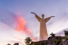 The statue of Cristo, Maratea, Italy Photo by Ileana G. — National Geographic Your Shot