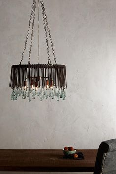 I Heart This Chandelier From Valentino Giovando