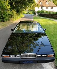 1985 Aston Martin Lagonda CRT For Sale (picture 1 of 6 Aston Martin V8, Aston Martin Lagonda, Riding Quotes, Complex Systems, Cars Uk, Future Car, Car Car, Hot Cars, Luxury Cars