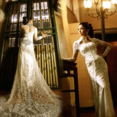 I want to wear a Kebaya (Indonesian traditional dress) for my wedding even though I'm not Indonesian.