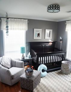 Very simple for a baby boy!