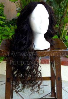 Custom U Part Wig