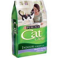 Purina Indoor Cat Chow Cat Food 18 oz (Pack of 12) -- See this great product. (This is an affiliate link and I receive a commission for the sales)