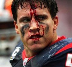 Brian Cushing, Houston Texans. This guy is a beast
