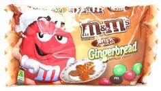 m&m's Gingerbread