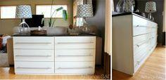 Antes un simple mueble, ahora una cómoda llena de estilo, ¡descúbrelo!