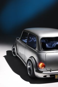 abdesigns mini - Bespoke show mini- including Full Moons- abdesigns Custom Coachworks Minis, Mini Cooper S, Mini Cooper Clasico, Classic Mini, Classic Cars, Automobile, John Cooper Works, Love Car, Small Cars