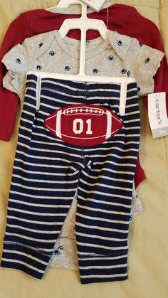 b69cfdc1c New Carters Baby Boys Clothes 3 Pc Cotton Bodysuits #fashion #clothing  #shoes #