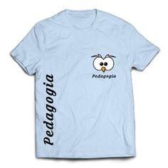Camiseta Coruja Pedagogia