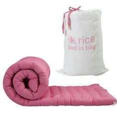 Bed-in-bag Marrakech print - Rice DK