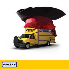 12 Best Penske Images Truck Trucks Moving Truck Rental