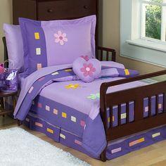 Sweet Jojo Designs Danielle's Daisies 5 Piece Toddler Bedding Set Daisies-Tod,    #Sweet_Jojo_Designs_Daisies-Tod