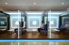 Sony PlayStation lounge by studio IMA, Seoul – South Korea » Retail Design Blog