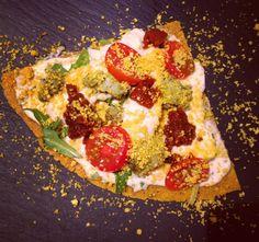 Raw pizza Quattro formaggi a dalších 7 věcí, které musíte ochutnat v MyRaw Café v Praze