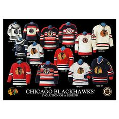 Chicago Blackhawks!