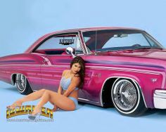 Sexy lowrider girl drawings commit error