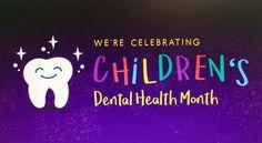 Dental Kids, Children's Dental, Dental Health Month, Pediatrics, Dentistry, Brushing, February, Posts, Times
