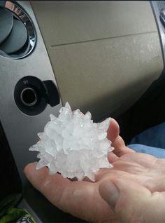 """""""So it hailed in South Dakota today..."""""""