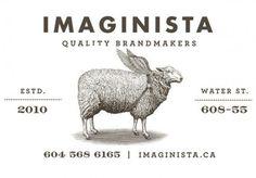 Winged Sheep. Do those even exist? #Vintage #Design